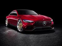 Der Mercedes-AMG GT Concept - mit 816 PS High-Performance-Hybridantrieb