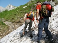 Alpenverein warnt vor Schneefeldern