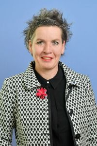 Pflegedirektorin Christa Grosz